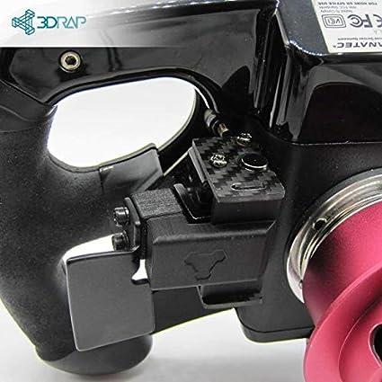Magnetic Paddles for Fanatec Wheels – 3DRap AddOn: Amazon.es: Videojuegos