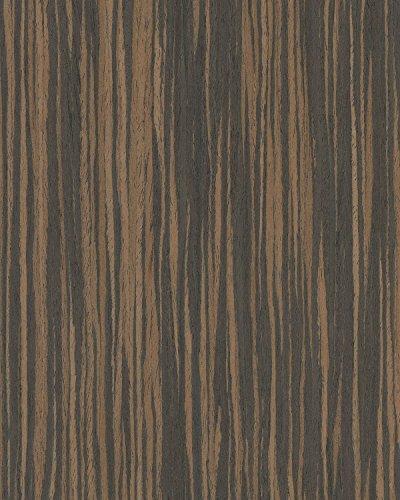 Uniformwood Ebony Wood Veneer Qtd Cut 4x8 10 mil(Paperback) Sheet Pattern D001 by Wood-All