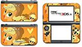 My Little Pony Friendship is Magic MLP Applejack Video Game Vinyl Decal Skin Sticker Cover for the New Nintendo 3DS XL LL 2015 System Console