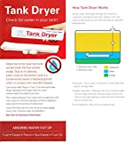 Tank Dryer. Removes harmful water from Diesel