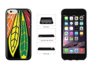 Chicago Blackhawks - iPhone 6 Plus (5.5 inches) TPU Rubber Silicone Phone Case Back Cover