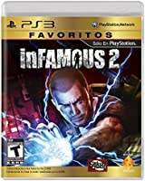 inFAMOUS 2 - PlayStation 3 - Standard Edition
