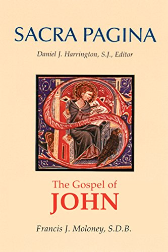 Sacra pagina the gospel of john kindle edition by francis j sacra pagina the gospel of john by moloney francis j fandeluxe Images