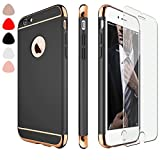 Best Plastic Covers For IPhones - iphone 6 Case ,sxxissky 3-in-1 Ultra Thin [SUPER Review