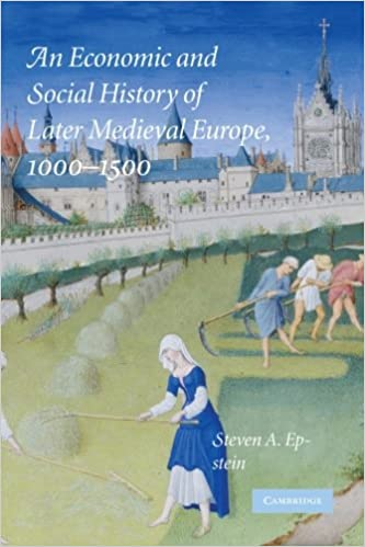 36364f0fb18 Amazon.com  An Economic and Social History of Later Medieval Europe ...