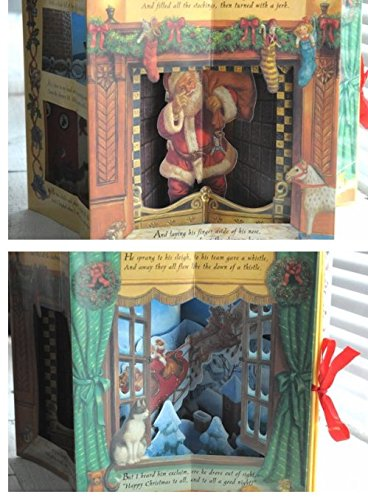 The Night Before Christmas (Carousel Pop-up Book)
