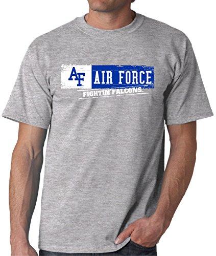 - J2 Sport Air Force Falcons NCAA Sticker Unisex T-Shirt