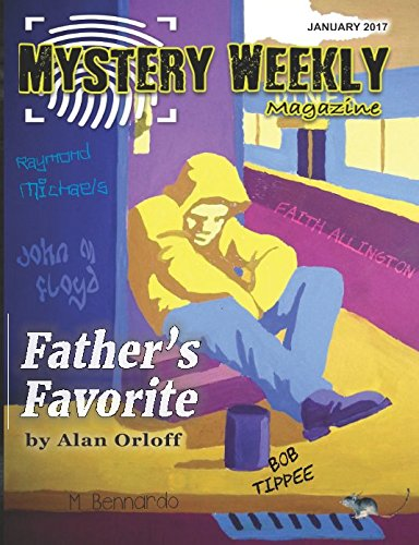 Mystery Weekly Magazine: January 2017 (Mystery Weekly Magazine Issues)