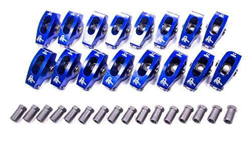 Scorpion Performance 1014 1.7 Ratio Roller Rocker Arm for Big Block Chevy – Pack of 16