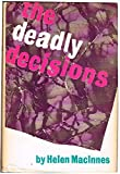 The Deadly Decisions: Decision at Delphi / The Venetian Affair