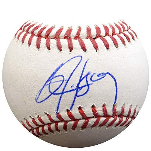Bo Jackson Autographed Official MLB Baseball Kansas City Royals PSA/DNA Stock #104177