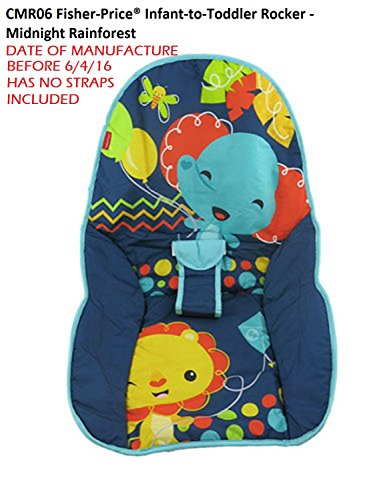 - Fisher-Price Starlight Papasan Cradle Swing