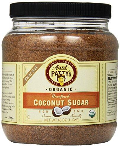 organic coconut palm sugar - 9