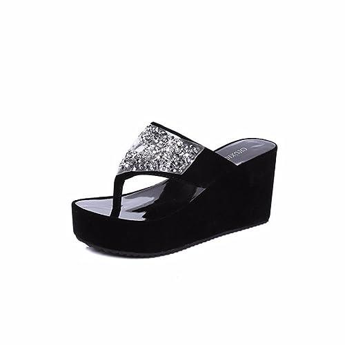 YUCH Las Damas Zapatillas, Toe, Agua, Impermeable Y Transpirable, Zapatos De Mujer: Amazon.es: Zapatos y complementos