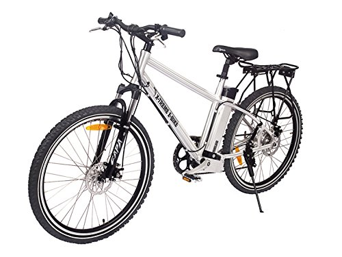 X-Treme Scooters Men's Trail Maker Lithium Electric Powered Mountain Bike (Aluminum)
