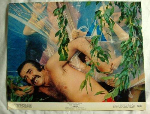 Sean Connery in Zardoz - Lobby Card 6