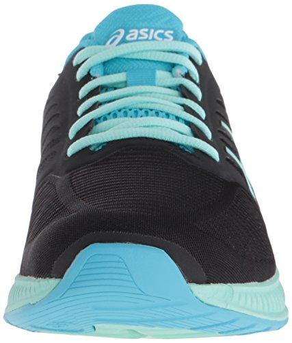 Mint Shoe Aquarium ASICS Fuzex M 5 Black Running US Women's wqXZtXO