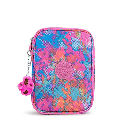 Womens Box School (Kipling 100 Pens Printed Case One Size Fierce Prisms)