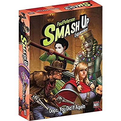 Smash Up: Oops You Did it Again: Toys & Games