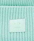 Acne Studios Womens D40009GREEN Green Wool Hat