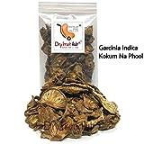 Dry Fruit Hub Kokum Phool 1 kg Dried Mangosteen Slices (Garcinia Indica) - Pack of 1Kg (35 oz)