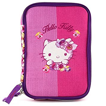 Target Hello Kitty Pencil Case Estuches, 23 cm, Rosa (Pink ...