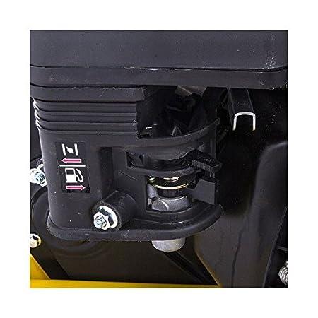 Motocultor motoazada gasolina cilindrada 6,5 cv anchura trabajo ...