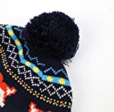 Connectyle Toddler Boys Girls Knit Kids Hat with