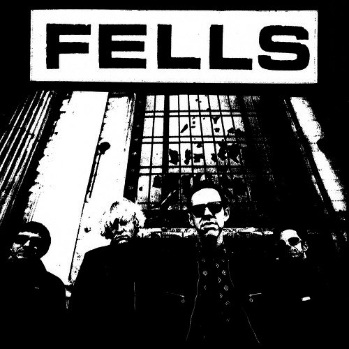 Vinilo : Fells - Close Your Eyes / Never Be Your Man (7 Inch Single)