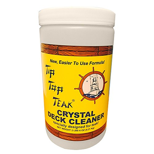 Sudbury TC2000 Tip Top Teak Crystal Deck Cleaner - 1 Quart by Sudbury (Image #1)'