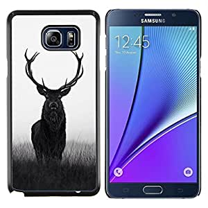 Stuss Case / Funda Carcasa protectora - Chasseur Printemps Majestic - Samsung Galaxy Note 5 5th N9200