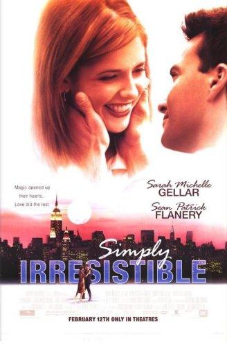 - Simply Irresistible - 27X40 D/S Original Movie Poster One Sheet Sarah Michelle Gellar