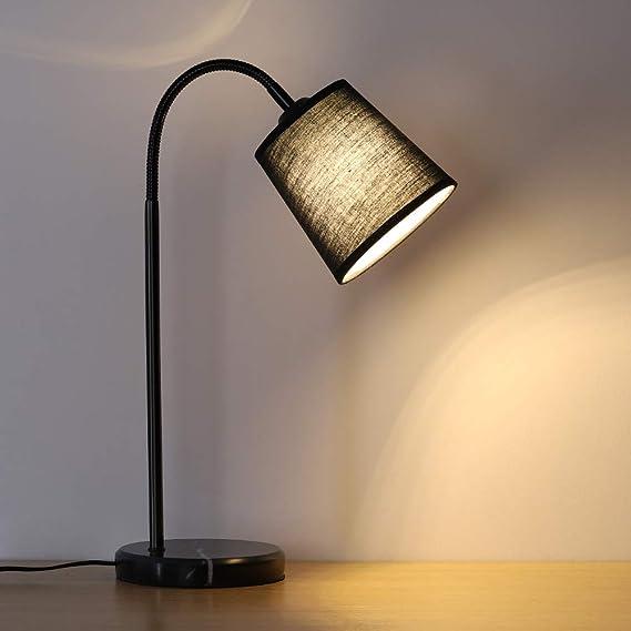 Review HAITRAL Elegant Desk Lamp