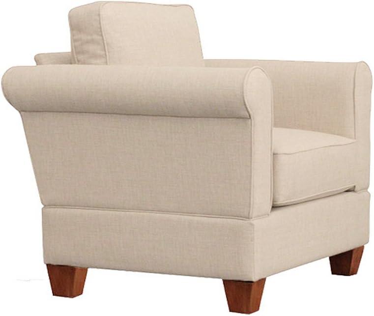Furniture For Living Gregory Big Chair, Alabaster