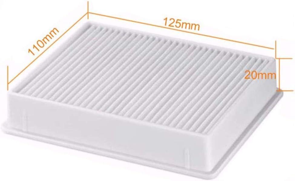 N 1 Juego Filtros Hepa Azules Almohadilla de Filtro Accesorios para Aspiradoras Kit de filtros de Polvo para Samsung SC4300 SC447 A Bogoro 1 Pieza Filtro de Polvo H11 Filtro HEPA