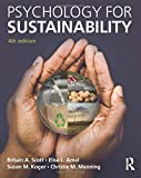 Psychology for Sustainability: 4th Edition