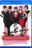 Burlesque Assassins [Blu-ray]