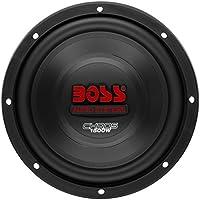 BOSS Audio CH10DVC 1500 Watt, 10 Inch, Dual 4 Ohm Voice Coil Car Subwoofer