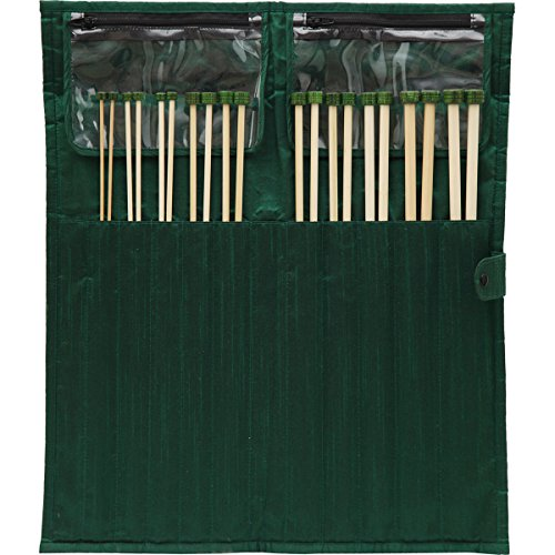 Bamboo Straight Needles Set 10''''- by Knitter's Pride