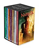 The Chronicles of Narnia, Box Set (7 Volumes, Complete)