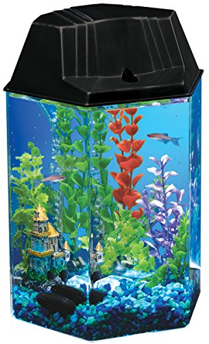 Hex Aquarium Filter - 9