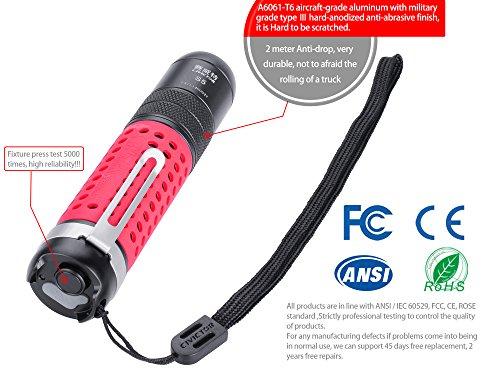 Buy budget edc flashlight