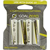 Goal Zero Rechargeable Batteries for Guide 10 - 4-Pack One Color, One Size