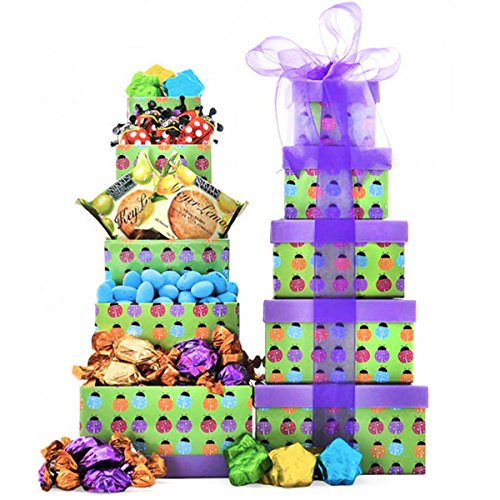 - Easter Gift Tower Lake Champlain Chocolates