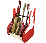 RetroRack Deluxe 3 Guitar Stand