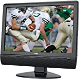 Coby TFTV1904 19-Inch Widescreen 720p LCD HDTV/Monitor, Black