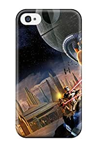 Hot Fashion Khpnvbi13766MPtGR Design Case Cover For Iphone 4/4s Protective Case (star Wars Sci Fi People Sci Fi)