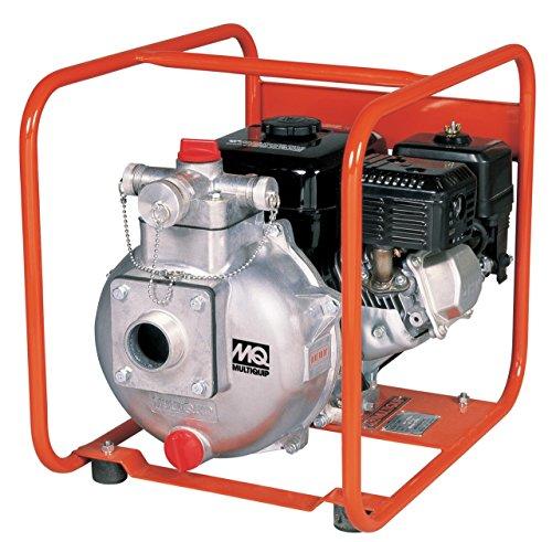 Multiquip Qp205sdpff Yanmar L70v6 High Pressure Pump  2  Suction  126 Gpm  197 Max Head