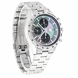 Tag Heuer Carrera automatic-self-wind mens Watch CV201P.BA0794 (Certified Pre-owned)
