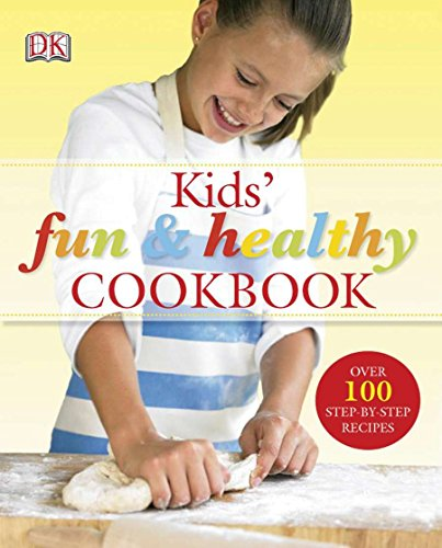 Kids' Fun and Healthy Cookbook [Nicola Graimes] (Tapa Dura)